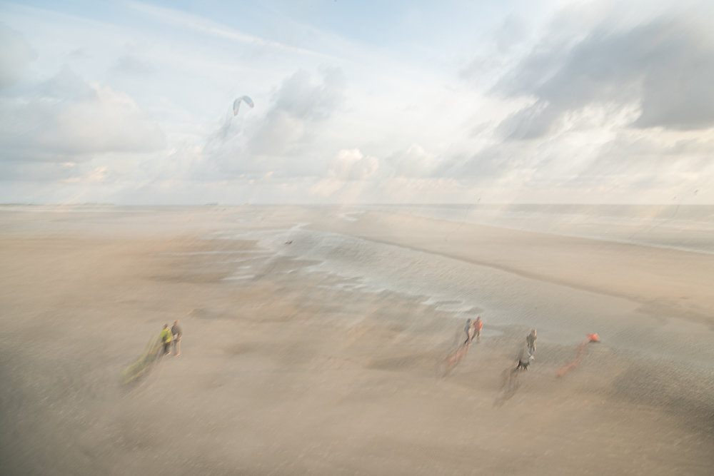 beach in st.peter-ording