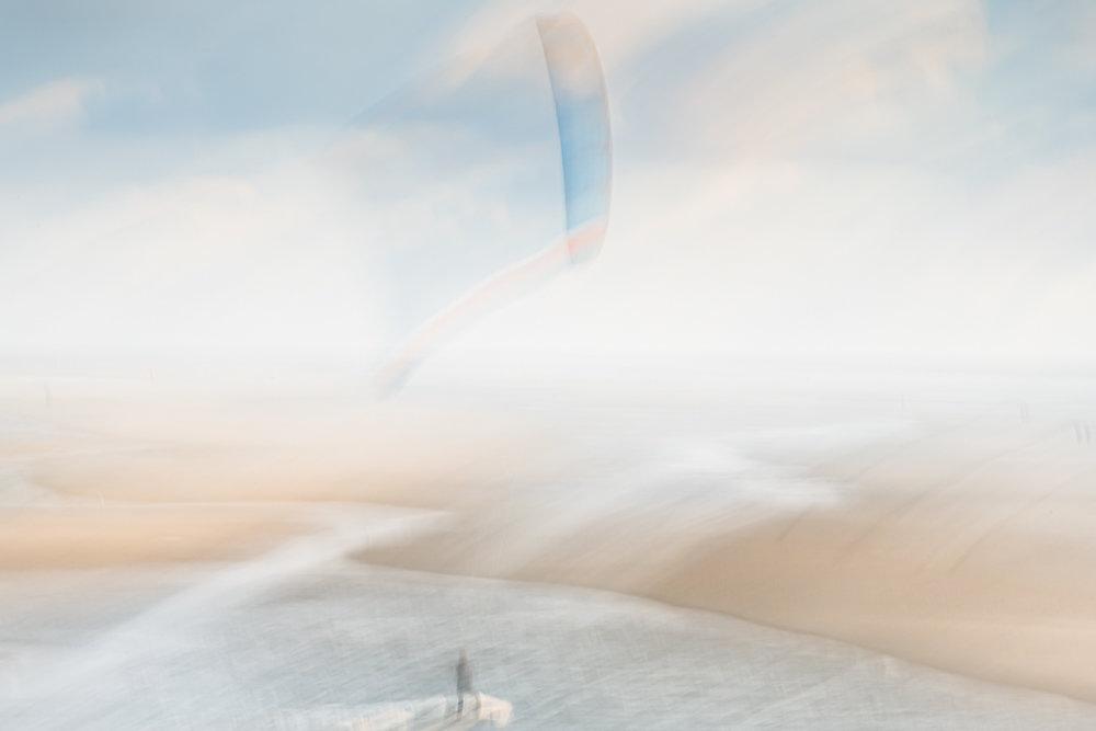 kitesurfer - st.peter-ording